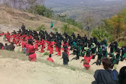 Ratusan Siswa-Siswi Pagar Nusa Gasmi Purwantoro Dikukuhkan