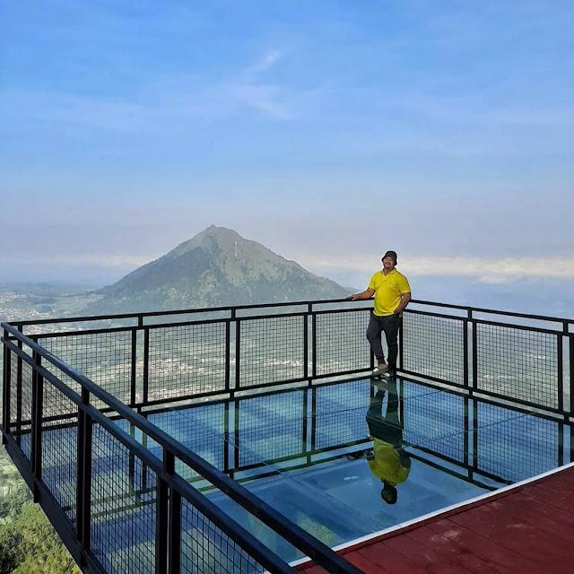 Wisata Gunung Telomoyo Magelang