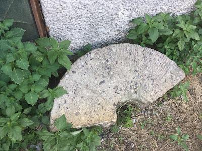 Moara Ciolăneștii din Deal - piatra de moară