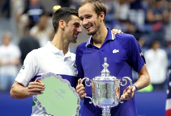 Medvedev vince l'Us Open, sfuma il sogno Grande Slam per Djokovic