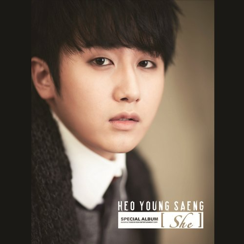 Heo Young Saeng – She – EP (ITUNES MATCH AAC M4A)