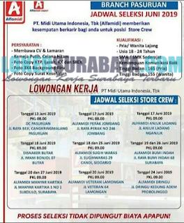 Lowongan Kerja Surabaya Terbaru di 1001Express Tour & Travel Juni 2019