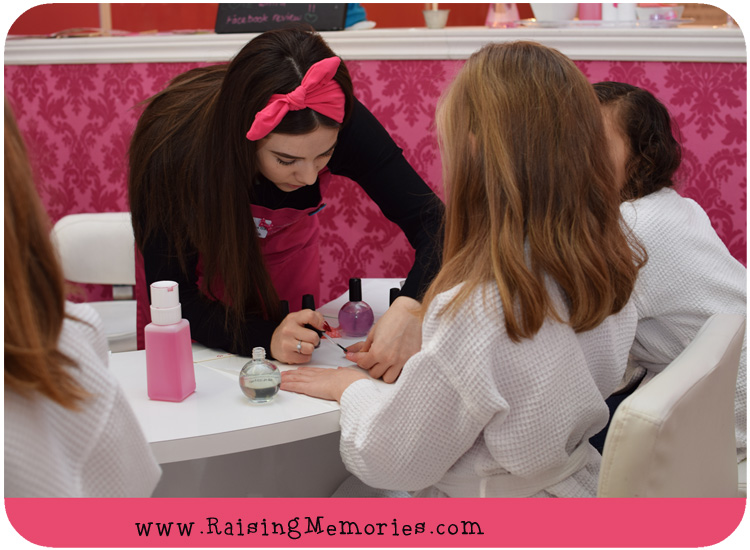 Where to get manicures for tweens in Toronto
