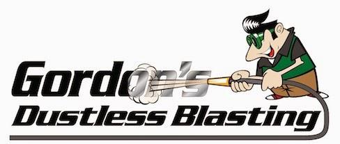 Canfield Swap Meet >> Gordon's Dustless Blasting