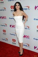 Selena Gomez at Jingle Ball 2015 in New York City - 12/11/15