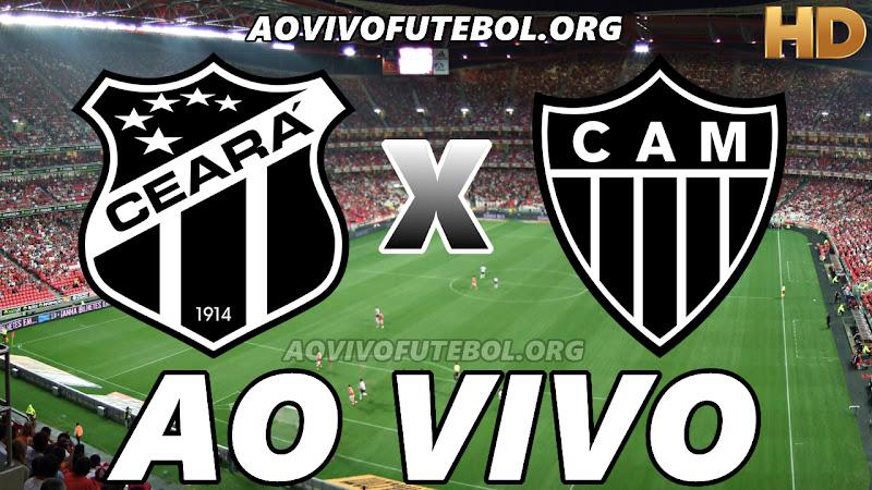 Ceará x Atlético Mineiro Ao Vivo HD TV PFC