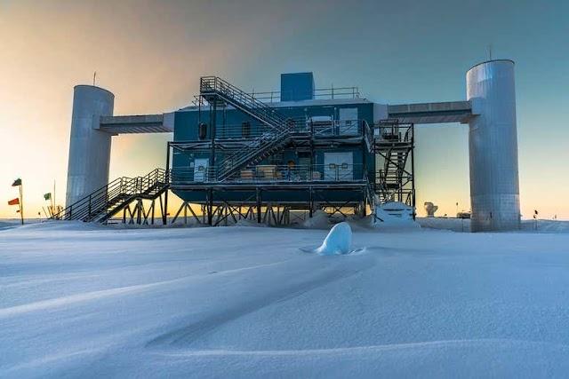Τα περίεργα σωματίδια που βρίσκονται στην Ανταρκτική δεν μπορούν να εξηγηθούν από τη φυσική
