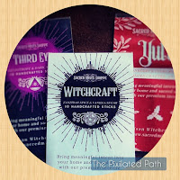 Sacred Mists Witchcraft Incense