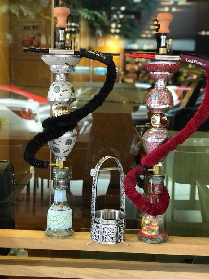 shisha places in kl