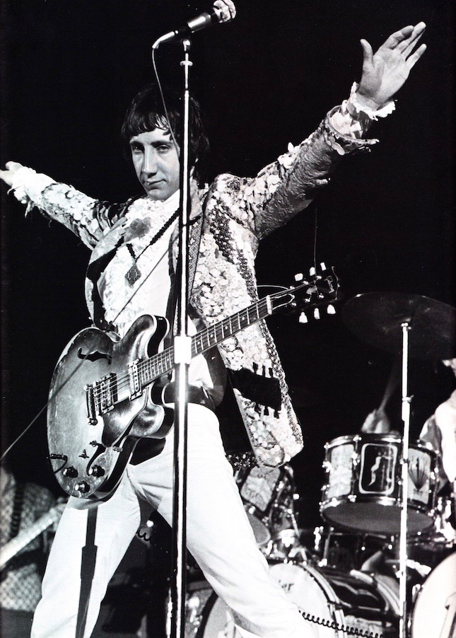 Pete Townshend Pearly King Jacket 1967.
