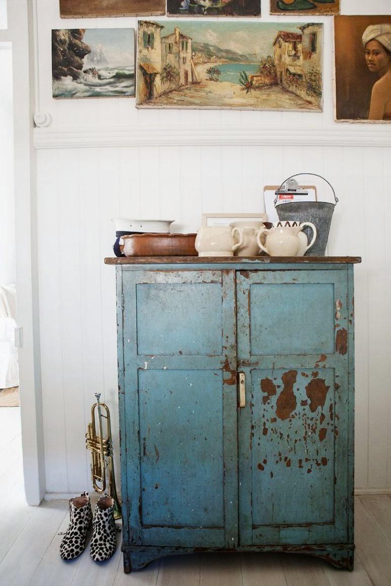Antic&Chic. Decoración Vintage y Eco Chic: [Get the look] La ...