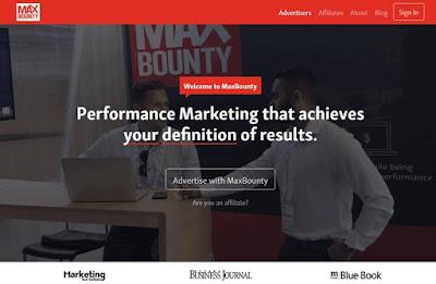 موقع Maxbounty