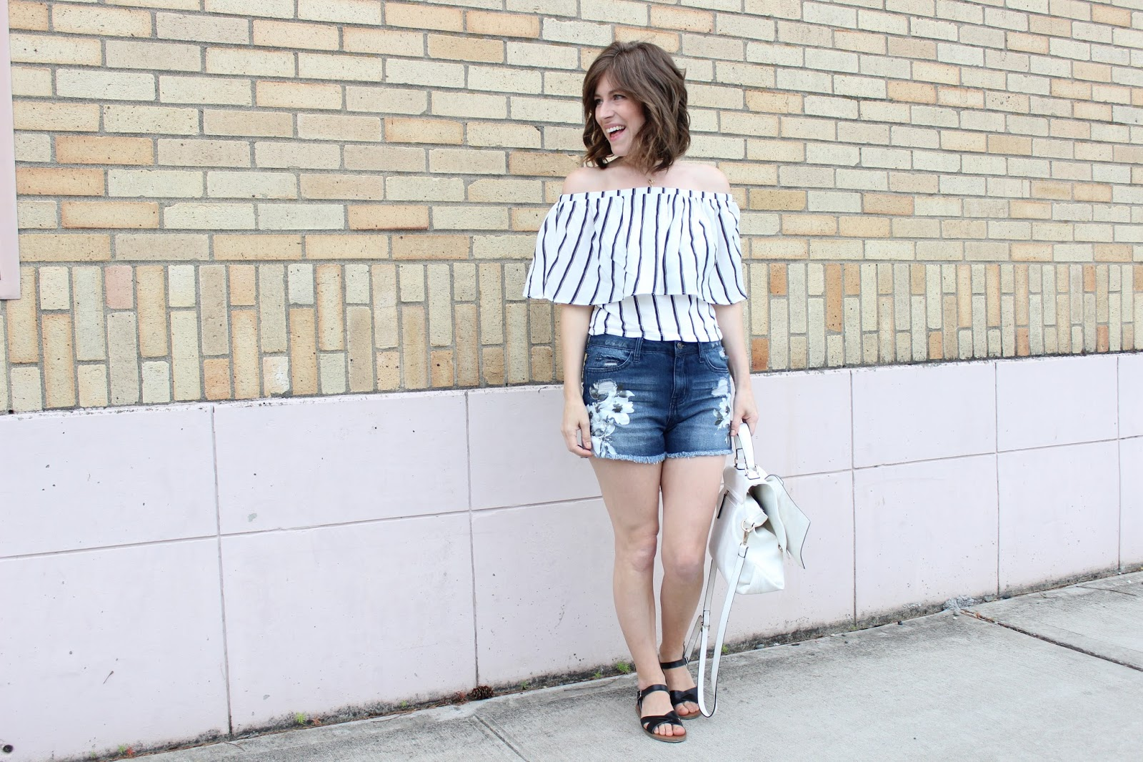 4 Ways to wear cut-offs