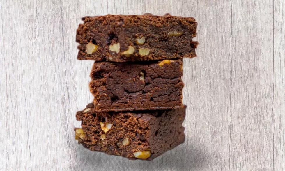 Vegan Nut Brownie