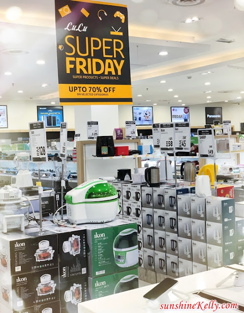 Lulu Super Friday, Super Products, Super Deals, Lulu Capsquare KL Lulu 1Shamelin Cheras, Lulu Hypermarket, Lifestyle