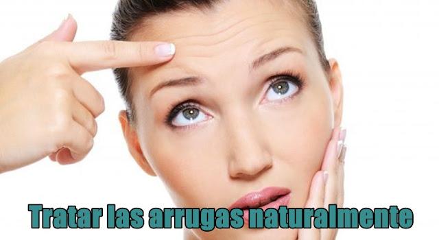 Cómo tratar las arrugas naturalmente en casa