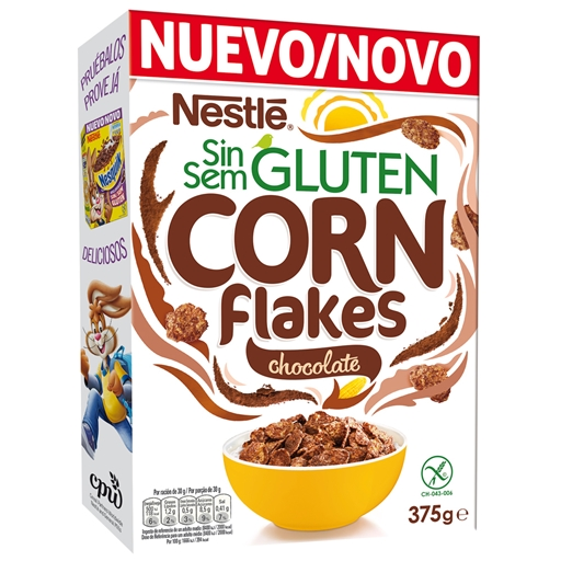 Gluten Free Blog: Nestlé Gluten-Free Chocolate Corn Flakes
