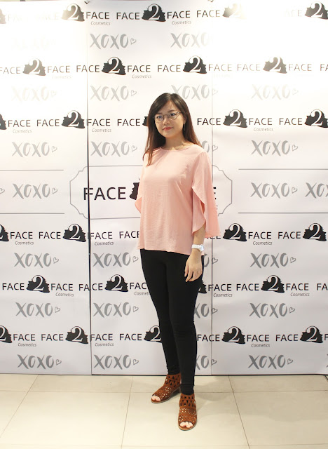 Event Report : Paint Your Little Canvas Nail Art Workshop ft. Face2Face Cosmetics - JESSICA ALICIA'S BEAUTY BLOG ∞