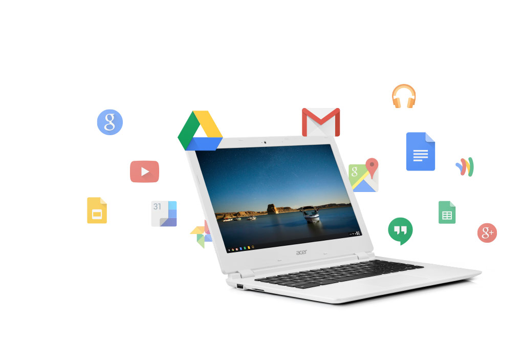Running Android Apps On Google Chromebook