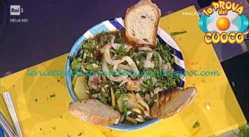 Prova del cuoco - Ingredienti e procedimento della ricetta Seppie in zimino di Anna Moroni
