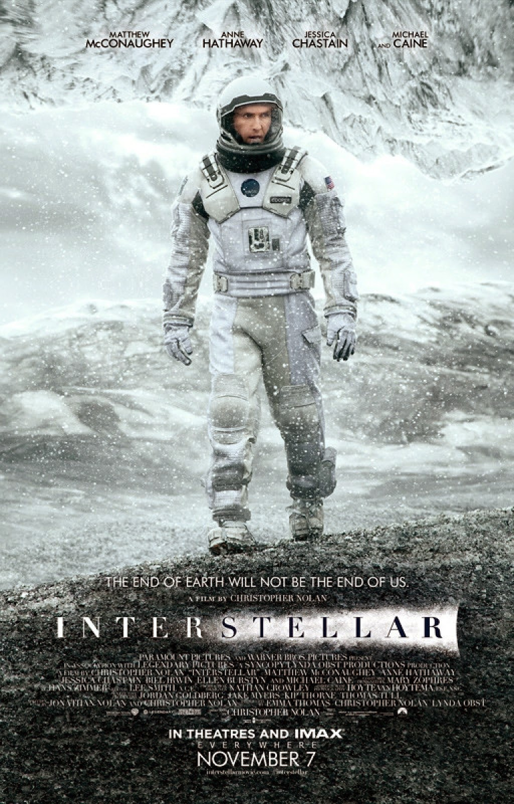 Interstellar Ver gratis online en vivo streaming sin descarga ni torrent