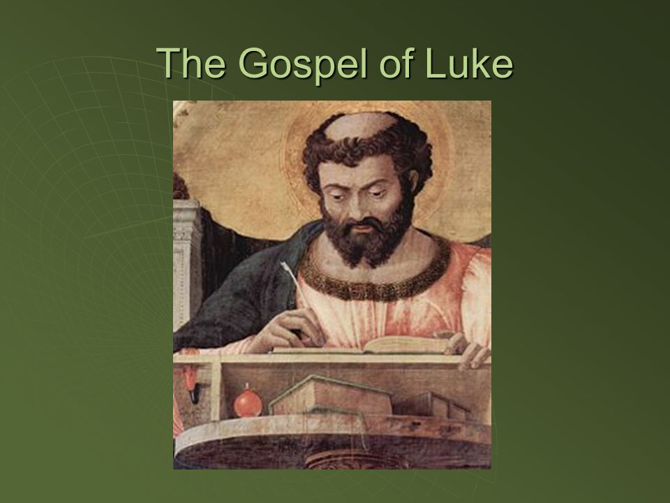 essays on the gospels The gospels are not biographies in the modern sense of the word rather, they are stories told in such a way as to evoke a certain image of jesus for a particular audience they're trying to.