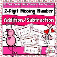 2 Digit Missing Numbers
