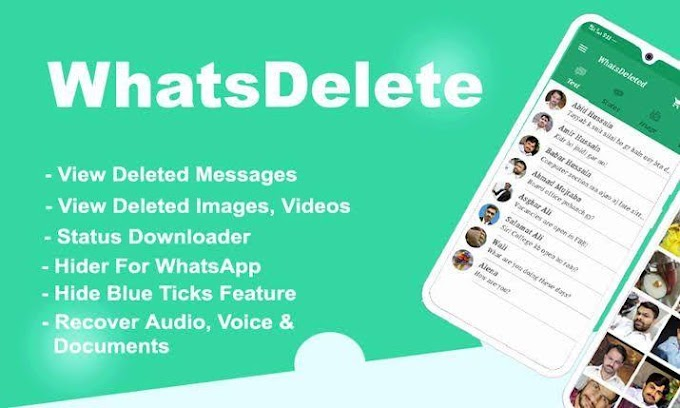 WhatsDelete: View Deleted Messages & Status saver v1.1.33 Pro [Latest] Apk