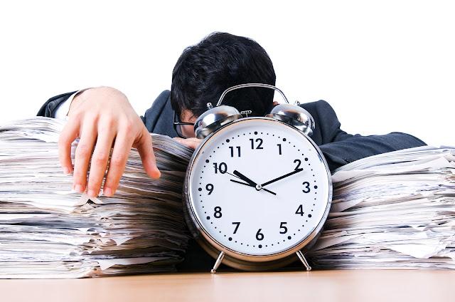 تنظيم الوقت في العمل