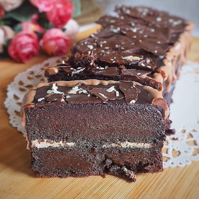 Resep Rahasia Coffee Chocolatte Cake Paling Enak dan Menggiurkan