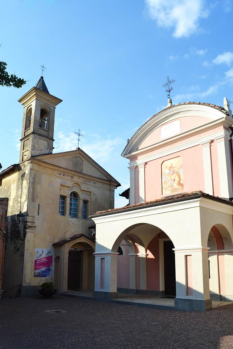 Chiese di San Donato e Sant'Agostino