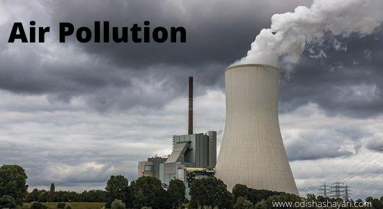 Air Pollution in Hindi