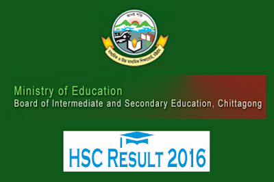 How to get HSC Result 2016 Chittagong Board