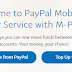 How to deposit money to Paypal using M-Pesa