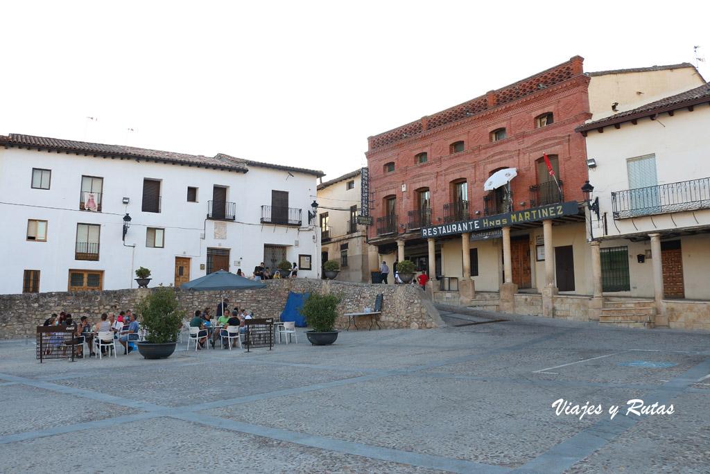 Qué ver en Cogolludo: Plaza Mayor
