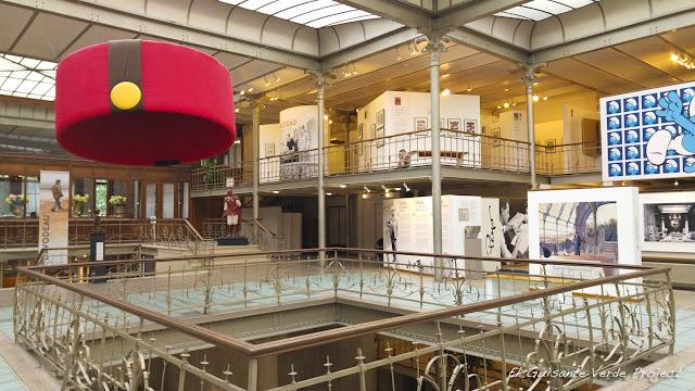 Centre Belge de Le Bande Dessinée - Bruselas, por El Guisante Verde Project