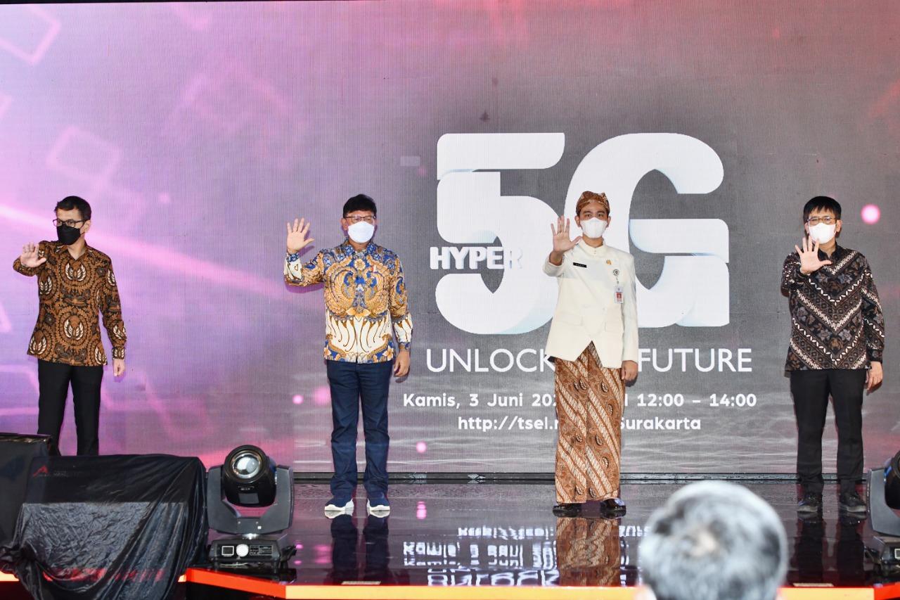 Terapan Teknologi Netral, Menteri Johnny: 5G Butuh Dukungan Infrastruktur yang Besar