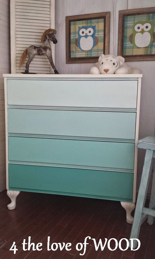 Consider As Long You Have A Nice Paint Job On The Dressers Outer Frame Can Repaint