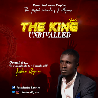 THE KING UNRIVALLED BY JUSTICE RHYMES