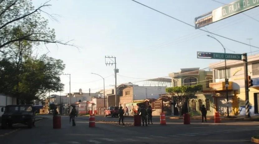 Llegan 1900 militares a Guanajuato para vigilar León, Irapuato, Salamanca, Celaya y Apaseo el Grande