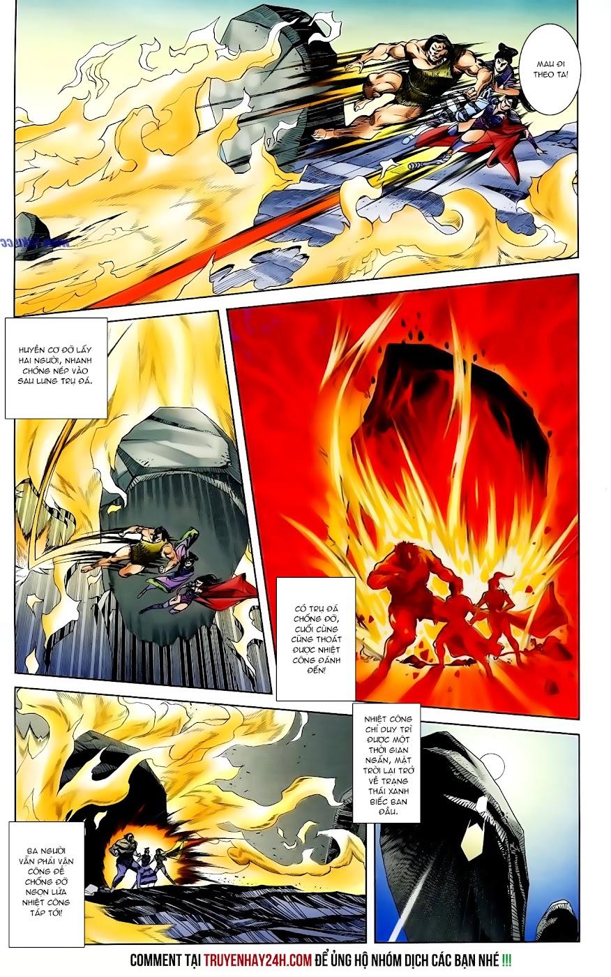 Cơ Phát Khai Chu Bản chapter 110 trang 6