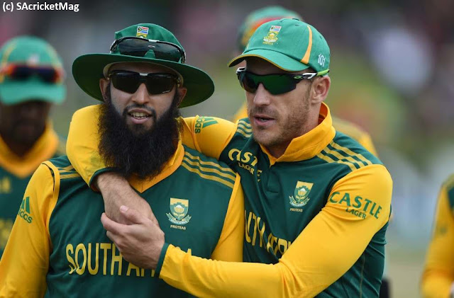 Hashim Amla and faf du plessis, world xi tour of pakistan captain 2017