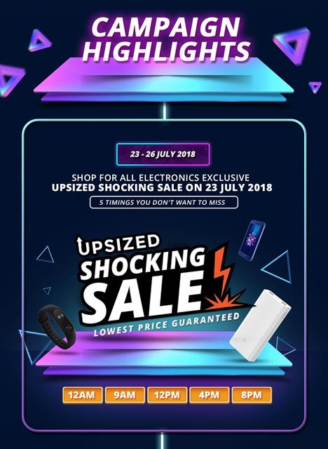 Shopee's Electronics Expo, Online Sale, Shopee, Shopee Malaysia, Shopee Sale, Electronics