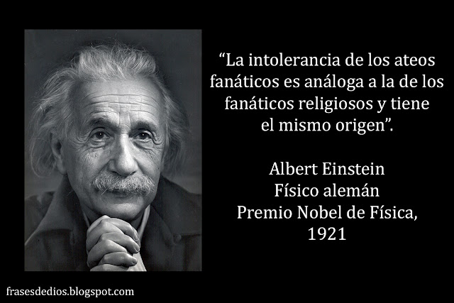 ciencia y religion frases einstein