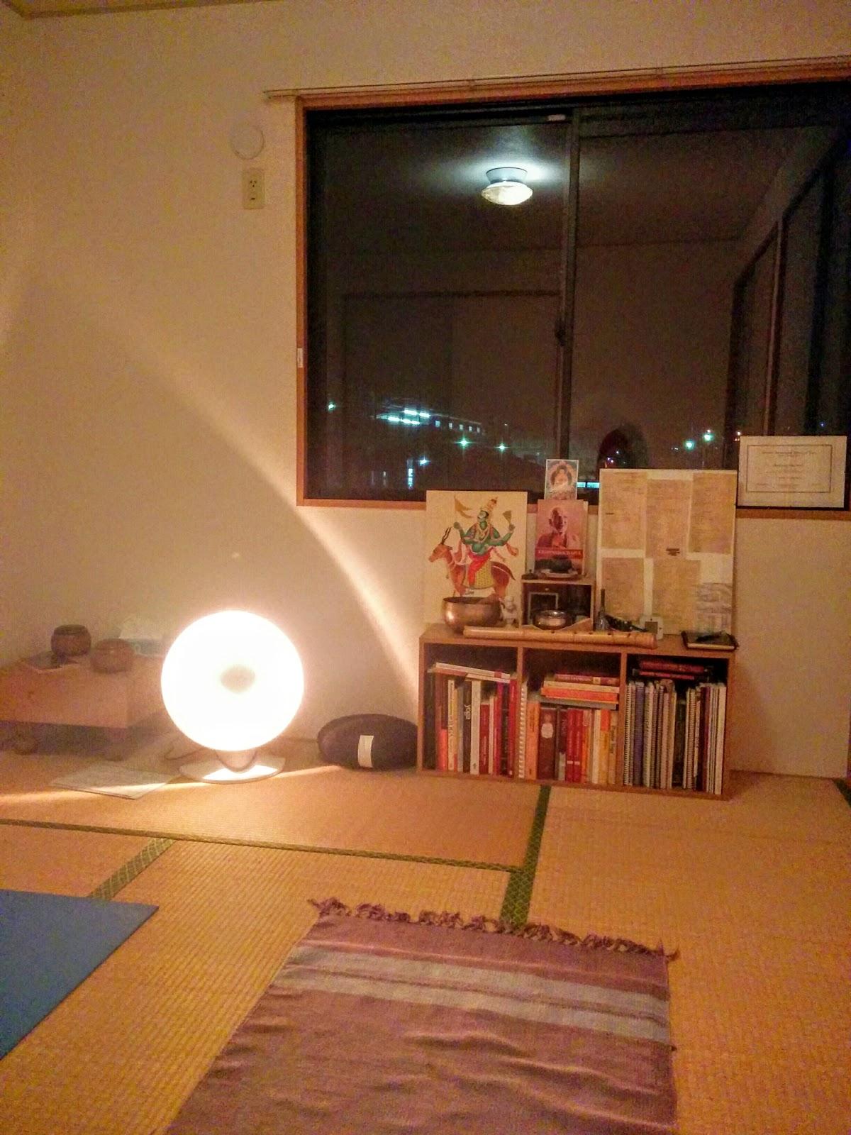 (After) Ashtanga Vinyasa Krama Yoga...at home : Slow ...