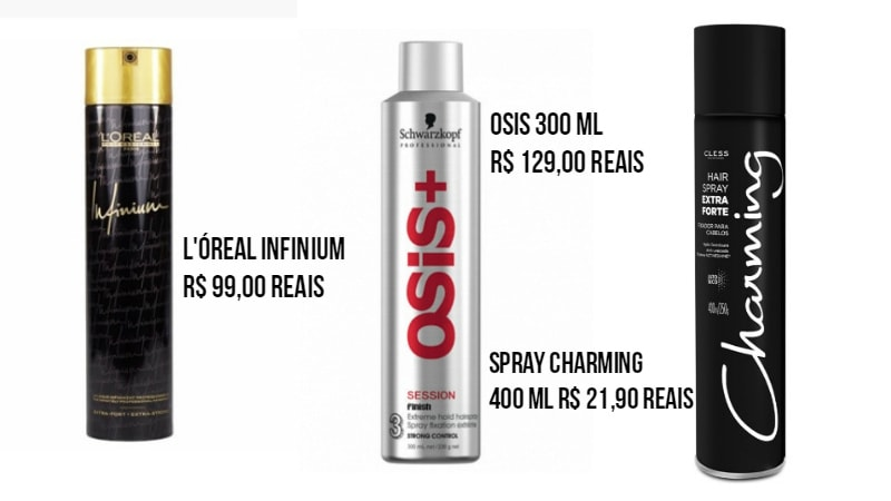 spray cless charming
