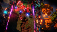 Nex Machina: Death Machine Game Screenshot 1