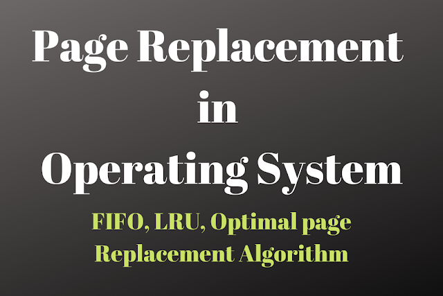 optimal page replacement algorithm in os