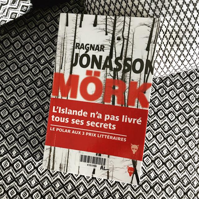 Mörk, Ragnar Jónasson