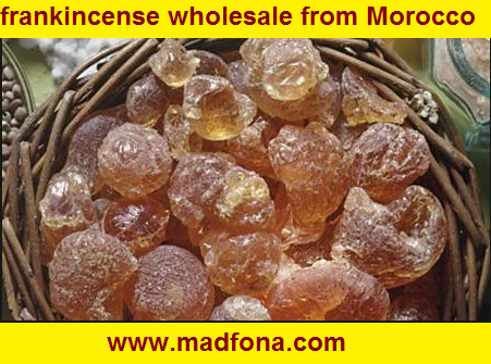 frankincense wholesale from Morocco